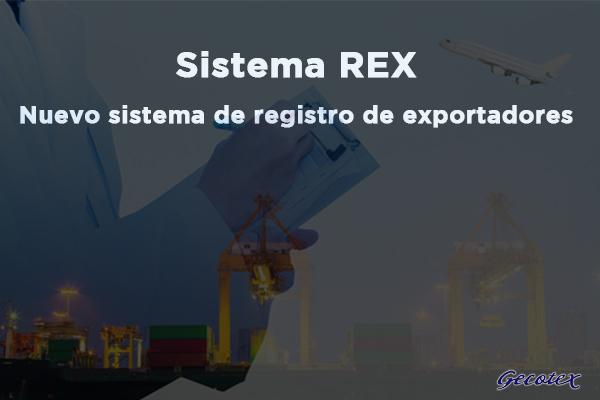 Nuevo Sistema de Registro de Exportadores