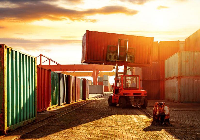 Foto de agencia de aduanas internacional