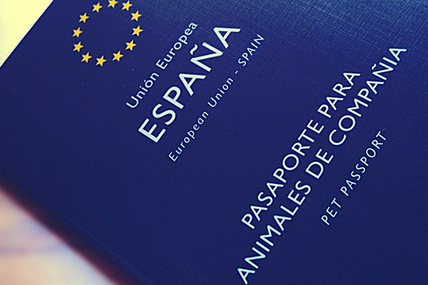 Pasaporte para mascotas en la UE