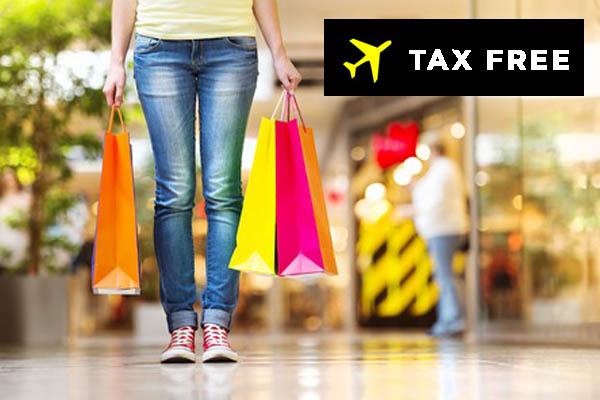 TAX Free Shopping en España fuera UE