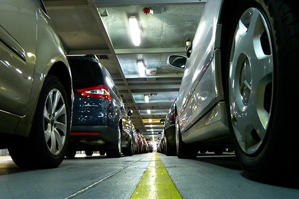 Importacion de vehiculos en ferry