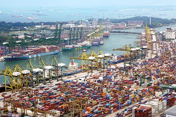 exportador de mercancias