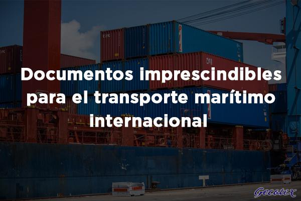 Barco transporte mercancías
